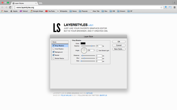 layerstyles - best css tools for year 2015