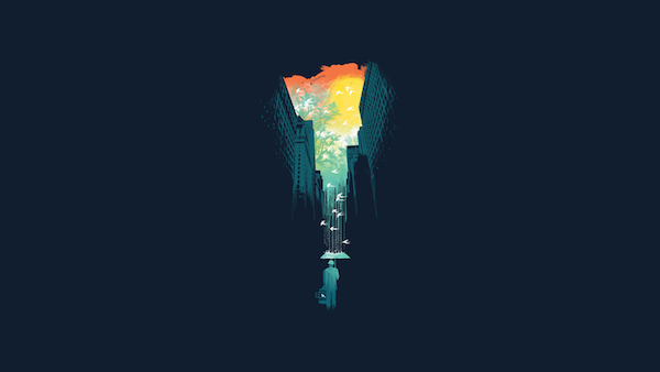 Awesome Collection Of 50 Fresh Minimal Wallpapers