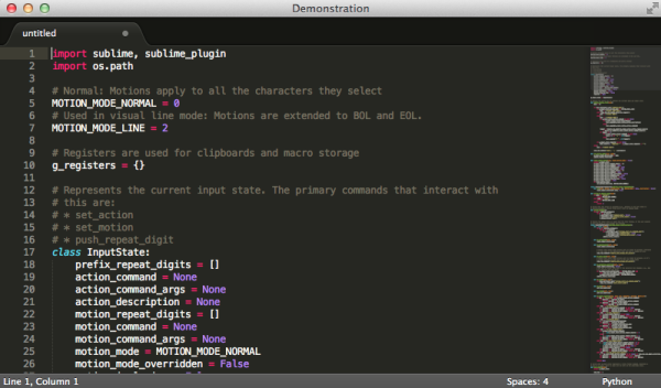 sublimetext - best HTML editors for web developers