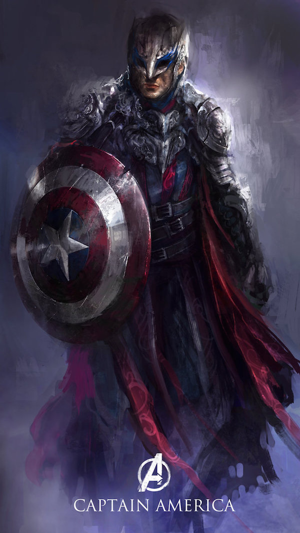 the-avengers-medieval-rendition