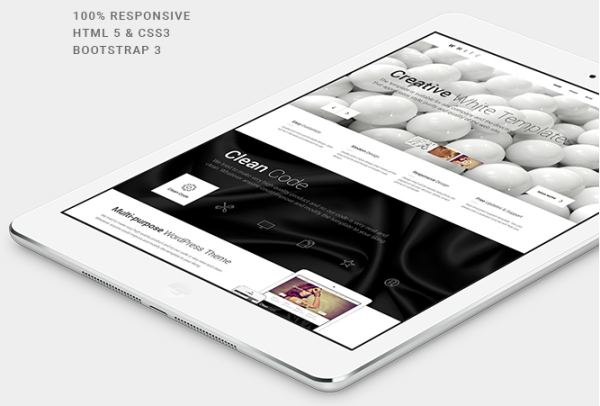 white-templates - best resources for web designers for 2015