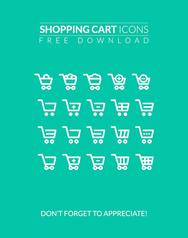 best-free-ecommerce-icons
