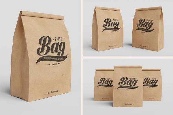 623+ Free Packaging Mockups Food Packaging Mockups PSD