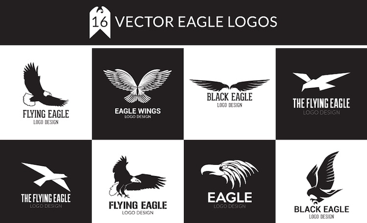 eagle-logo-design-templates