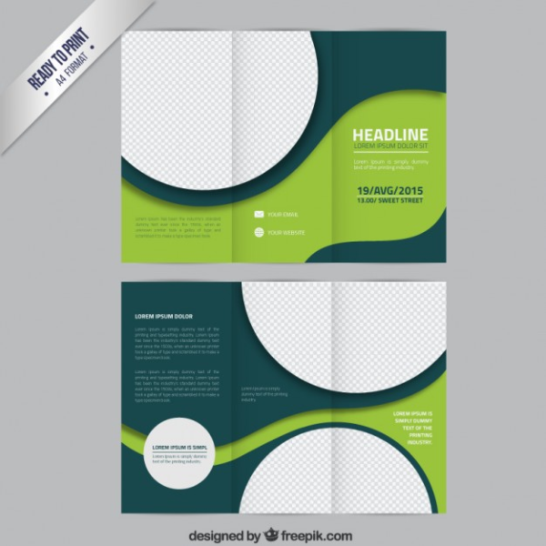 19 Of The Most Eye Catching Brochure Mockups Youll Want To Use In